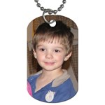 Toby Tag - Dog Tag (Two Sides)