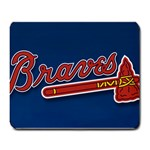 Atlanta Braves mousepad - Large Mousepad