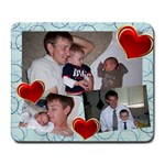Father s Day Mouse Pad - Collage Mousepad