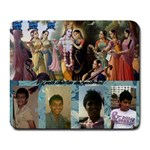 vrajesh - Collage Mousepad