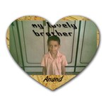 anand - Heart Mousepad