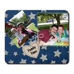 Family time - Collage Mousepad