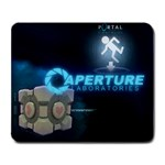 Aperture - Large Mousepad