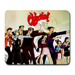 Ace attorney - Large Mousepad