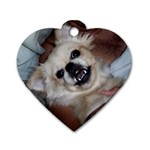 Belle - Dog Tag Heart (Two Sides)
