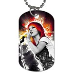 Shelby s Hayley dogtag - Dog Tag (Two Sides)