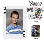 Grandkids Playing Cards - Playing Cards 54 Designs