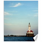 Lighthouse Canvas - Canvas 8  x 10