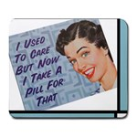 I made this!!! hahaha - Large Mousepad