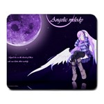 Angelic melody - Large Mousepad