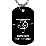dtstag - Dog Tag (One Side)