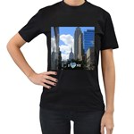 NYC T-Shirt - Women s T-Shirt (Black) (Two Sided)