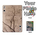 Dad s cards - Playing Cards 54 Designs (Rectangle)