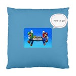 Super Mario Pillow - Standard Cushion Case (One Side)