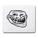 Cool face - Large Mousepad