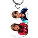 martina & skyler dog tag - Dog Tag (One Side)