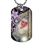 gwenbaby - Dog Tag (One Side)
