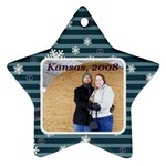 Christmas Ornament - Ornament (Star)