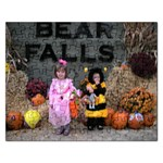 bear falls 2008 - Jigsaw Puzzle (Rectangular)