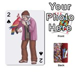 pwcards - Playing Cards 54 Designs (Rectangle)