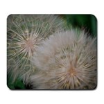 dandelion mouse pad - Large Mousepad