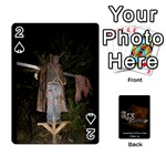 Playing Cards 2 sides - Arx Mortis - Playing Cards 54 Designs (Rectangle)