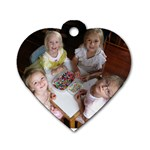Dogtag - Dog Tag Heart (Two Sides)