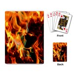 Fire Cards - Playing Cards Single Design (Rectangle)