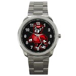 state watch - Sport Metal Watch
