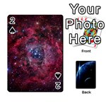 space cards - Playing Cards 54 Designs (Rectangle)
