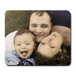 Mousepad for work! - Large Mousepad