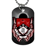 dpo1 - Dog Tag (Two Sides)