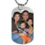 Our family - Dog Tag (Two Sides)