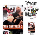 Team Fortress 2 Card Game - Multi-purpose Cards (Rectangle)