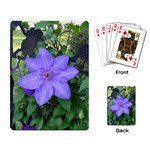 Mom s Garden - Playing Cards Single Design (Rectangle)