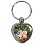Sampson Key Ring - Key Chain (Heart)