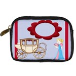 Fairytale Once Upon a Time Girls Camera Case - Digital Camera Leather Case