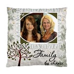 Family Pillow - Standard Cushion Case (Two Sides)