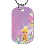 Tinkerbell Dog Tag - Dog Tag (One Side)