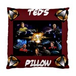 teds pillow - Standard Cushion Case (One Side)