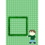 Boy Card - Greeting Card 5  x 7