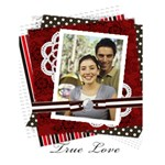 Ture Love - Greeting Card 4.5  x 6
