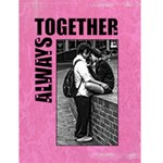 "ALWAYS TOGETHER-  4.5"" x 6"" Greeting Cards - Greeting Card 4.5  x 6"