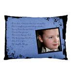 Blue Promise Pillowcase - great gift for servicemen - Pillow Case