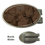 dad money clip - Money Clip (Oval)