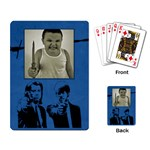 Pulp Playing Cards - Playing Cards Single Design (Rectangle)