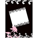 elegant card - Greeting Card 5  x 7