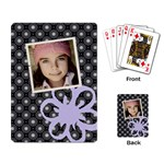 Jorge pattern Deck 1 - Playing Cards Single Design