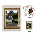 Gold frame playing cards - Playing Cards Single Design (Rectangle)