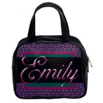emily purse - Classic Handbag (Two Sides)